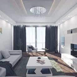 120946738_373228530530170_4666793106337390799_n.jpg Télécharger fichier STL Living room  • Design imprimable en 3D, dare990