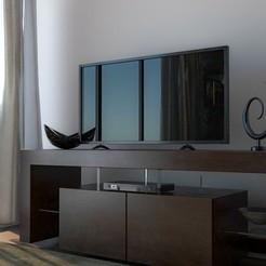 Bedroom scene 2.jpg Télécharger fichier STL chambre à coucher • Objet imprimable en 3D, dare990