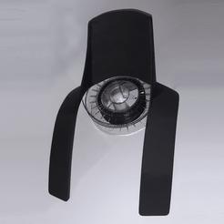 20191015_181411.png Download free STL file 1:1 Printable HANS device • 3D printable model, STLLabs