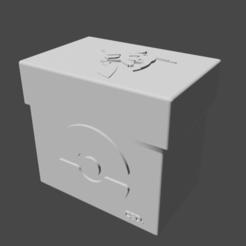 pokemon box.png Download free STL file pokemon  • 3D printable template, cedron