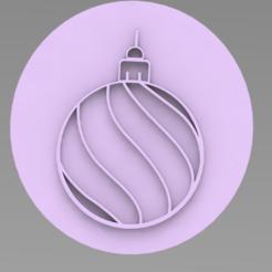 ESFERA JU.PNG Download STL file STAMP PLUS WATERCOLOR SPHERE CUTTER • 3D printing object, ideas3djrz