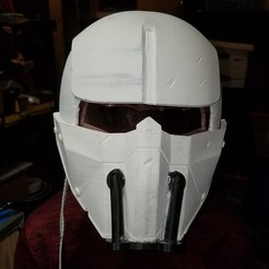 Download free STL file Synth Field Helmet (Fallout 4) • 3D printable template, scott-8HkW4Uaq