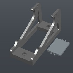 soporte xbox one foto.jpg Télécharger fichier STL Support de contrôle XBOX ONE • Design à imprimer en 3D, wolfiy3d