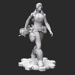 AnyaBackpackWhite.jpg Download STL file Anya Stroud Command Gears of War 3D Model STL File 3D Print • 3D print design, TheSTLSmith