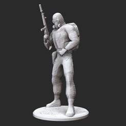 MonolithWhite.jpg Download STL file Monolith STALKER 3D Model STL File 3D Print • 3D printing design, TheSTLSmith