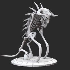 KleerPosedWhite.jpg Download STL file Kleer Serious Sam 3 HD 3D Model STL File 3D Print • 3D printing template, TheSTLSmith