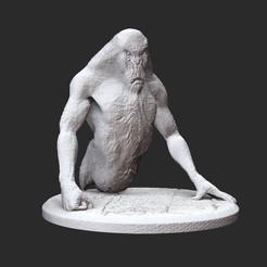 PoltergeistWhite.jpg Download STL file Poltergeist STALKER 3D Model STL File 3D Print • 3D print object, TheSTLSmith