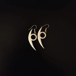 79185108_2471619356387326_5778935615743854877_n.jpg Download STL file orochimaru earring • 3D printing object, Eros3d