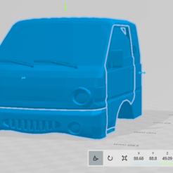 Screenshot (3).png Download 3MF file RC Hyundai • 3D printable model, JackD
