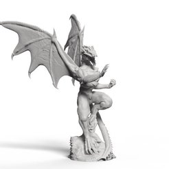 Emperor Dragon1.jpg Download STL file Emperor Dragon (.STL &.OBJ) • 3D printing model, Biophominiatures