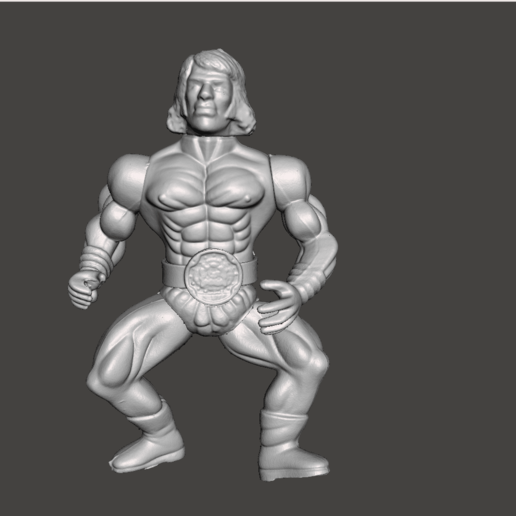 01_GXF.png Download STL file BOOTLEG GALAXY FIGHTER, GALAXY WARRIOR 2 • 3D printing object, MisJuguetes