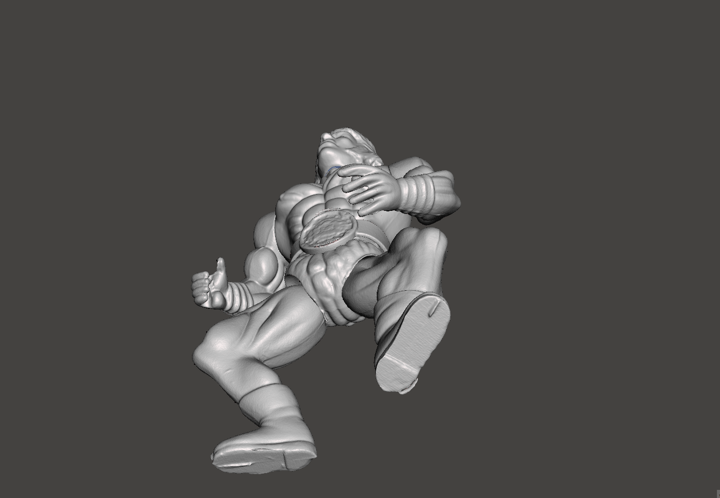 06_GXF.png Download STL file BOOTLEG GALAXY FIGHTER, GALAXY WARRIOR 2 • 3D printing object, MisJuguetes