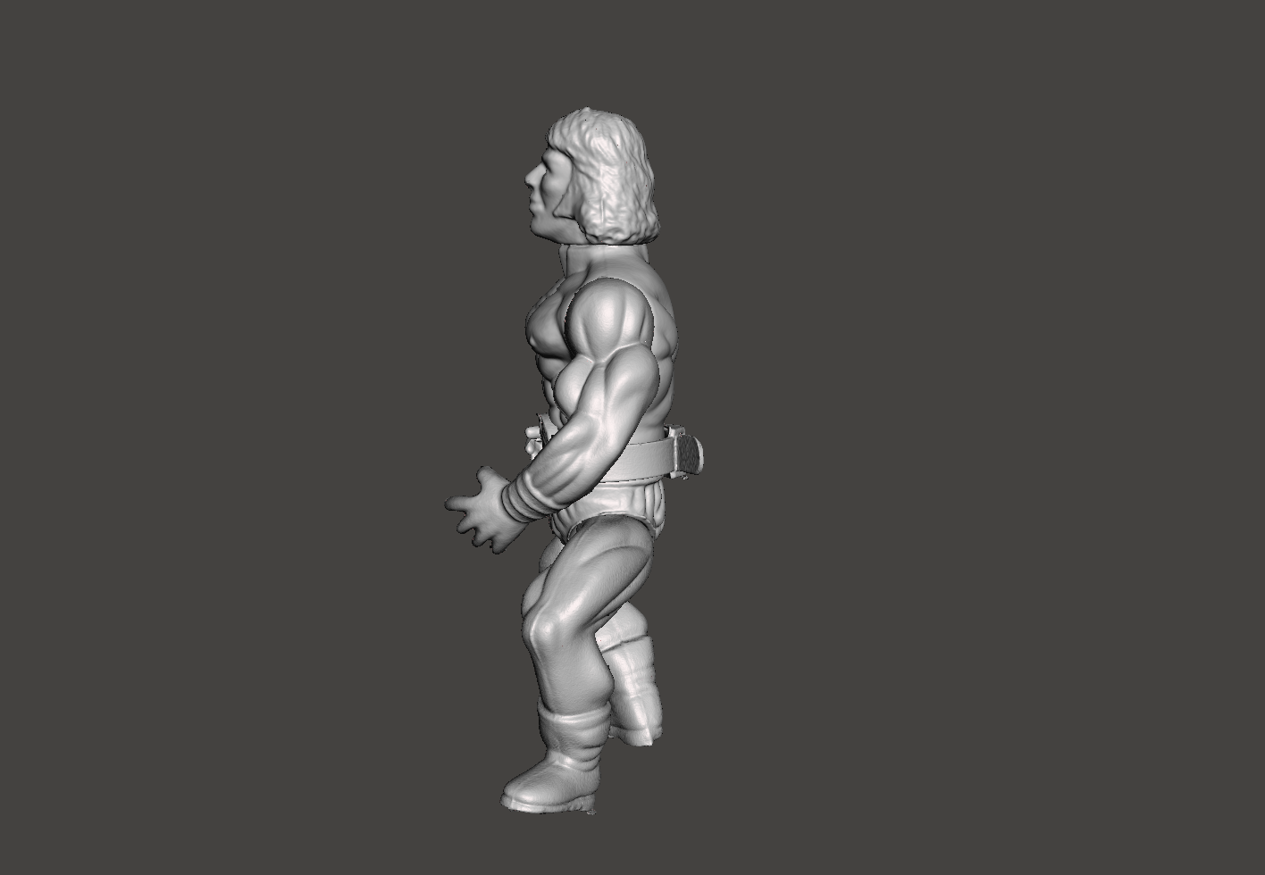 02_GXF.png Download STL file BOOTLEG GALAXY FIGHTER, GALAXY WARRIOR 2 • 3D printing object, MisJuguetes