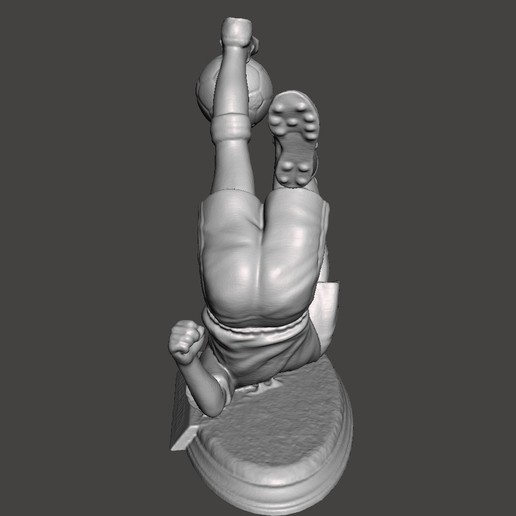 02_OLIVER.jpg Télécharger fichier STL Oliver Hutton Super Champions • Design pour impression 3D, MisJuguetes