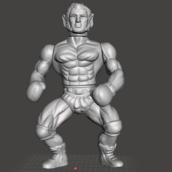 01_GW.png Download STL file BOOTLEG GALAXY FIGHTER, GALAXY WARRIOR 3 • 3D printable object, MisJuguetes