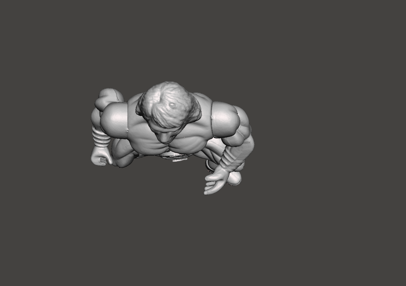 05_GXF.png Download STL file BOOTLEG GALAXY FIGHTER, GALAXY WARRIOR 2 • 3D printing object, MisJuguetes