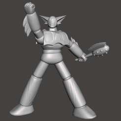 01_GETTER.png Download STL file CHOGOKIN GETTER COMPLETE ROBOT SERIES 1 OF 4 • 3D printing object, MisJuguetes