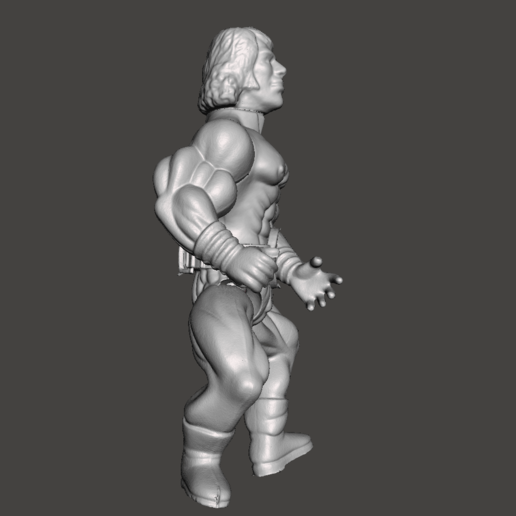 04_GXF.png Download STL file BOOTLEG GALAXY FIGHTER, GALAXY WARRIOR 2 • 3D printing object, MisJuguetes
