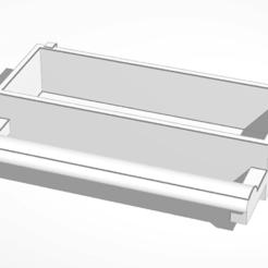 t725 (4).png Télécharger fichier STL Porte-biscuit pour cage à oiseaux - Biscuit holder for bird cage • Design à imprimer en 3D, tweety35