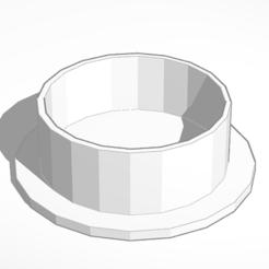 t725 (5).png Télécharger fichier STL Mangeoire ronde - Round feeder bird • Modèle pour impression 3D, tweety35