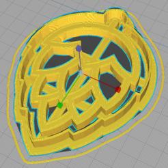 Captura.PNG Download STL file hopper cookie cutter • 3D print object, xpipinox