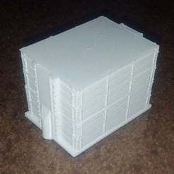2_plank_box_stacked.jpg Download free STL file 2 plank box • 3D printing object, Old-Steve