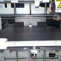 printinz_clips_01.jpg Download free STL file Printinz clamps for DaVinci 1.0 Pro • 3D printing design, Old-Steve