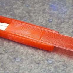 box2.jpg Télécharger fichier STL gratuit Cure-dents • Plan imprimable en 3D, Old-Steve