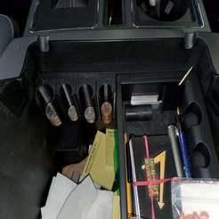 cc01.jpg Télécharger fichier STL gratuit Les trucs de la console centrale F150 • Plan pour impression 3D, Old-Steve