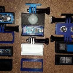 cab-01.jpg Télécharger fichier STL gratuit Mes boîtes Arduino compactes • Design pour impression 3D, Old-Steve