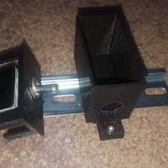 toggle_switch_12mm_2.jpg Télécharger fichier STL gratuit plus de boîtes arduino • Objet pour imprimante 3D, Old-Steve