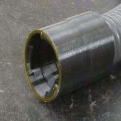 P1070945.JPG Télécharger fichier SCAD gratuit Raccord pour mini tuyau de 32 mm - raccord pour système d'extraction de poussière rLab • Objet pour imprimante 3D, Steve_rLab
