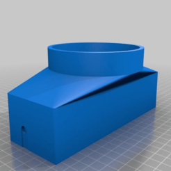 9094da6e1b987d0a75033ac0a210347a.png Download free STL file Hose Adapter for Home Protect Easy Home Dehumdifier • 3D printer design, Steve_rLab