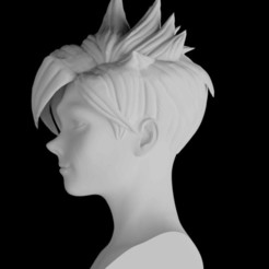 il_1140xN.2395868140_91fl.jpg Download STL file Overwatch Tracer Lifesize Head Sculpt 3D Print Files (Download files) statue figure video game digital pattern 3D printing  • 3D printer design, martinoller