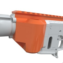 Mini-Wheel-01.jpg Download STL file Gryphon Worker Hurricane Wheel Cage • 3D printable model, Fancy_Impact_Blasters