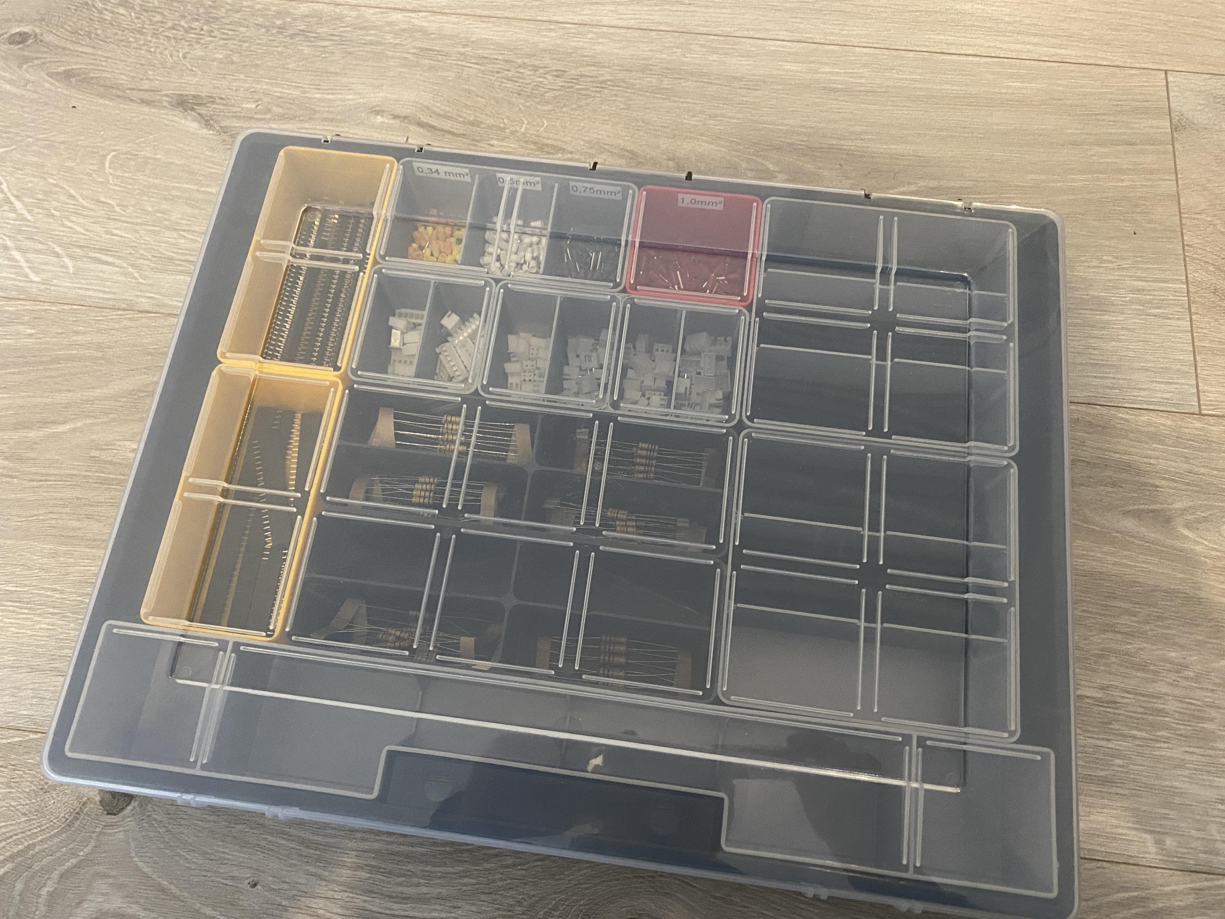 IMG_0501.JPG Download STL file Allit Europlus organizer boxes • 3D printable model, baracuda86