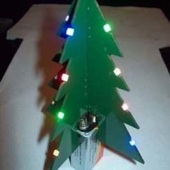 1005202r.jpg Télécharger fichier STL gratuit Arbre de Noël en 3D • Design imprimable en 3D, amacedo2020