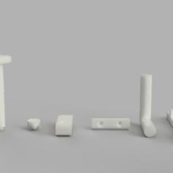 components.png Télécharger fichier STL Gabarit pour scie de table • Design pour imprimante 3D, iktheler2u