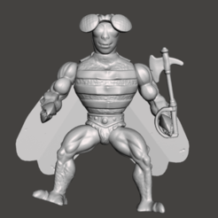 01_BO.png Download STL file BUZZ-OFF MOTU VINTAGE ACTION FIGURE (COMPLETE) • Model to 3D print, VintageToysMG