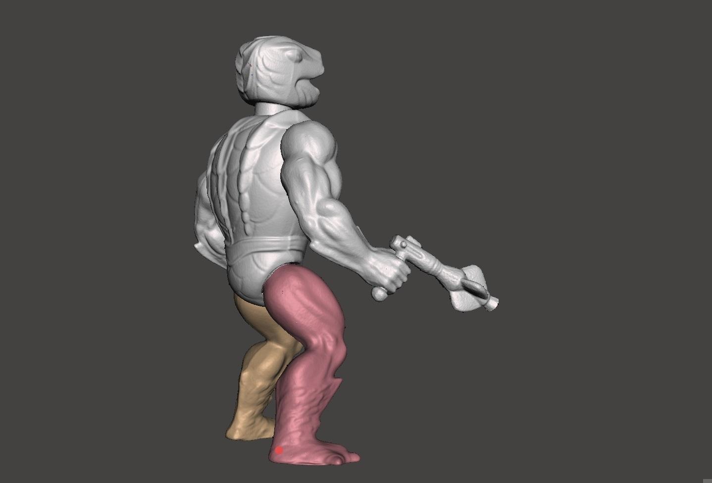 03_KOBRA_KHAN.jpg Télécharger fichier STL KOBRA KHAN MOTU ACTION FIGURE VINTAGE (COMPLET) • Plan pour imprimante 3D, VintageToysMG