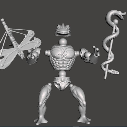 07_TUNG_LASHOR.jpg Download STL file TUNG LASHOR MOTU VINTAGE ACTION FIGURE (COMPLETE) • 3D printer object, VintageToysMG