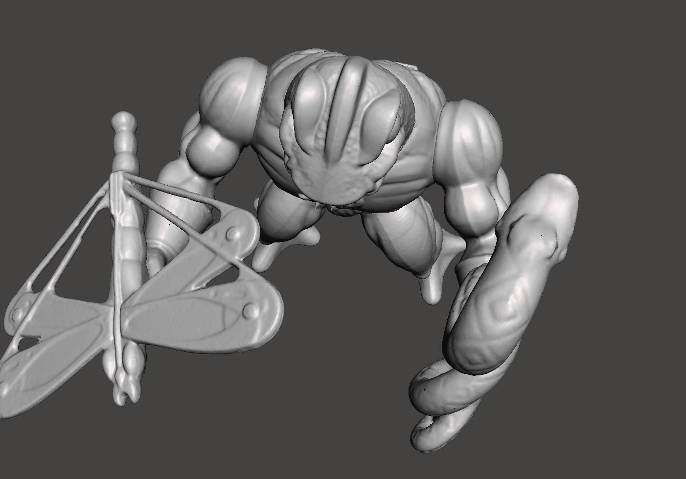 05_TUNG_LASHOR.jpg Download STL file TUNG LASHOR MOTU VINTAGE ACTION FIGURE (COMPLETE) • 3D printer object, VintageToysMG