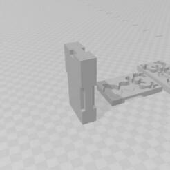 alce-molde1.jpg Download STL file Reno Rodolfo - Chocolate Pallet Mold • Template to 3D print, Mercury-Dragon