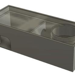 ziCQ7UG[1.png Télécharger fichier STL gratuit 25mm x 60mm Cabane de démarrage pour fourmis (avec trou d'eau de 13,8mm) • Modèle pour imprimante 3D, J-3D