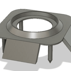 R4r88PF[1.png Download free STL file Modular Ant Platform - 30mm Base Stand • 3D printer template, J-3D