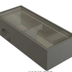CKbWSln[1.png Télécharger fichier STL gratuit 25mm x 60mm Cabane de démarrage pour fourmis • Design imprimable en 3D, J-3D