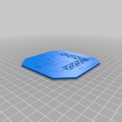 Platform_S.png Télécharger fichier STL gratuit Necromunda / Structure de la plate-forme 40k • Objet pour imprimante 3D, Hami9209