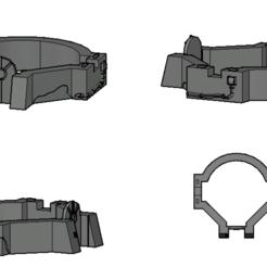 Screenshot 2020-10-31 at 14.06.02.png Download STL file Star Wars Tatoonie building • 3D print model, Hami9209