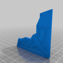 Small_Uprights.png Download free STL file Small Uprights • 3D printer template, Hami9209