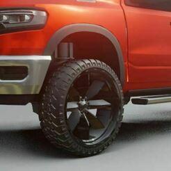 12x30 325 20 30.JPG Download free STL file Wheels for Custom trucks! A • 3D printing template, Pixel3D